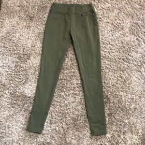 Matilda Jane Sandy Pant Olive Green
